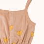 20春夏西班牙tinycottons 女童连体服背带裤背心裙透气爱心小狗