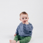 20春夏BOBO CHOSES 宝宝婴儿卫衣长裤套装可爱大象大pp裤防蚊裤